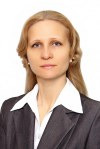 Inna Volkova, Doctor of Economics, Professor